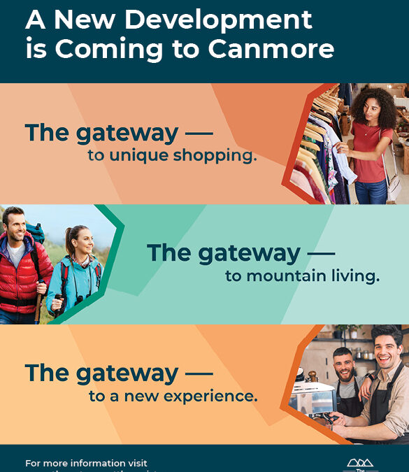 Town of Canmore Subdivision Authority approves Gateway Subdivision